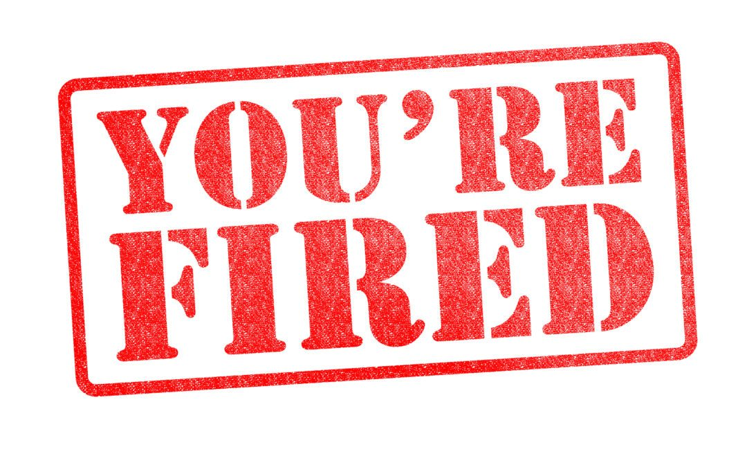 You're Fired! Surviving a Layoff in the Crazy World of Coaching